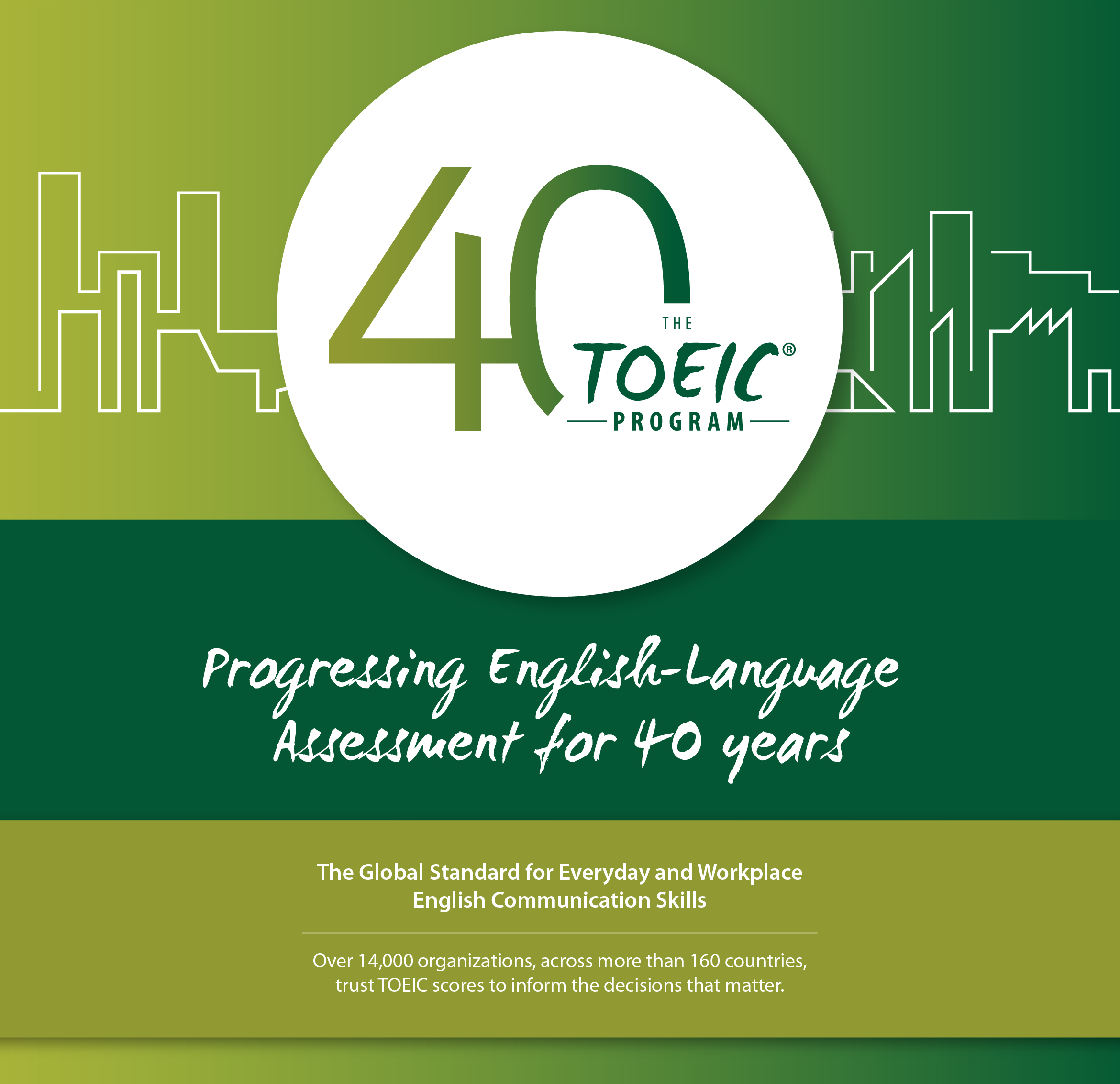 TOEIC Global – The leader for workplace English assessments
